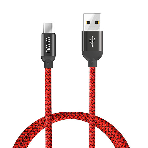 WiWU YZ-103 104 105 Type C charging Lightning charging micro USB charging cable