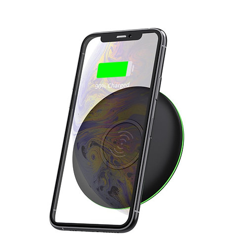 WiWUM4 Wireless Charger desktop Lightweight charger for mobile phone 10W Max