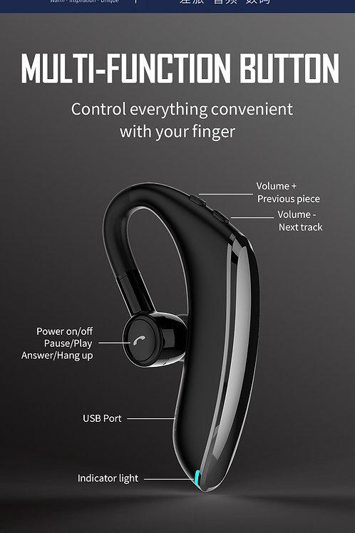 Solo Max, single Bluetooth Headset
