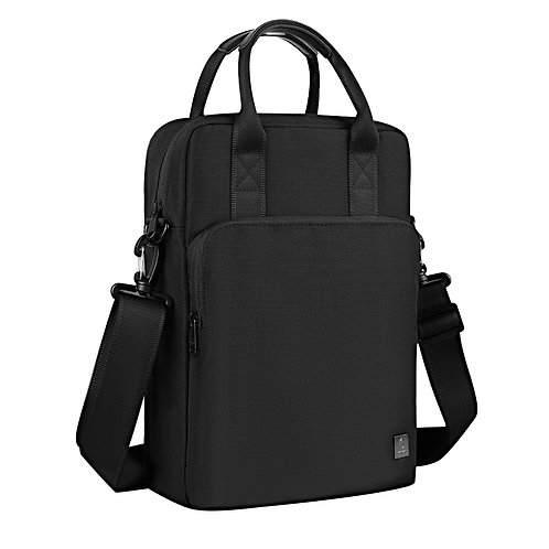 WiWU Alpha Vertical Double Layer Bag  polyester laptop
