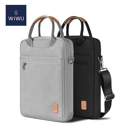 WiWU waterproof  12.9 inch Tablet laptop carry bag shoulder strap ipad macbook