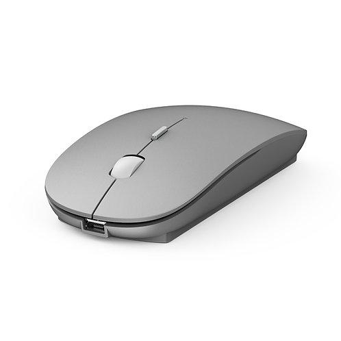 WiWU Wimic Lite WM101 102 Silver Black ABS 450mAh 2.4G Bluthooth Wireless Mouse