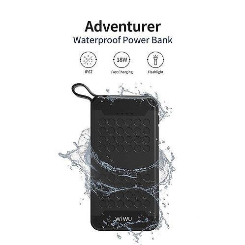 WiWU PC905, Waterproof Adventurer power bank