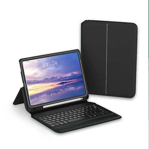 WiWU Bluetooth Keyboard 2 in 1 Protective shockproof case with pen slot