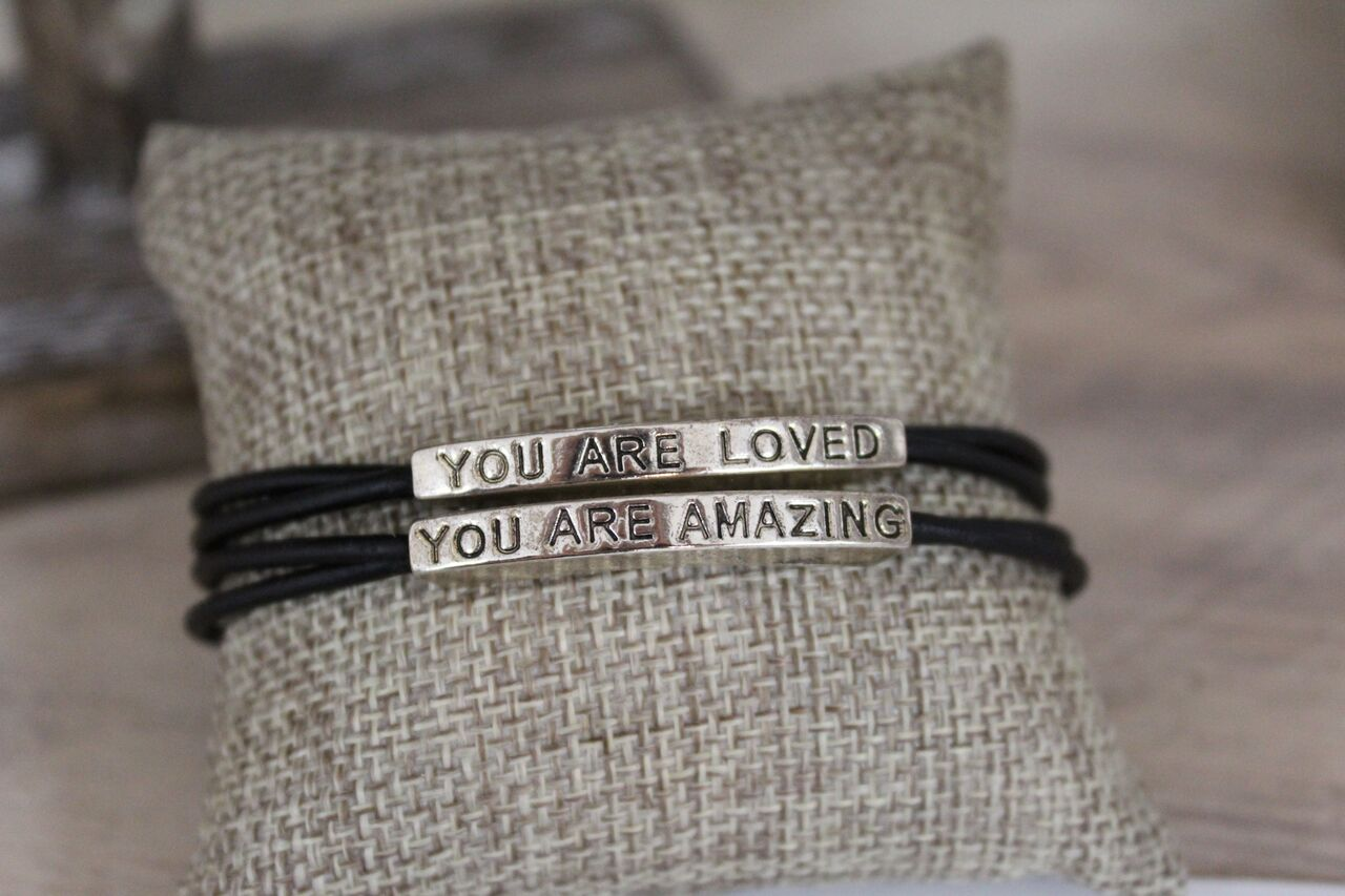 You Are Inspirational Bracelets