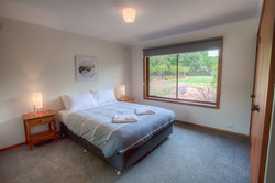 House in Bright Bedroom