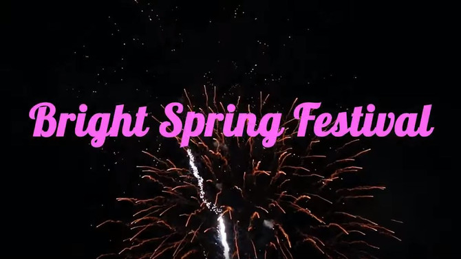 Bright Spring Festival and more