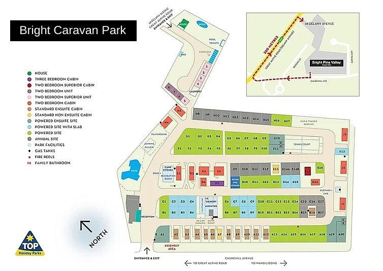 Bright Caravan Park Map.jpg