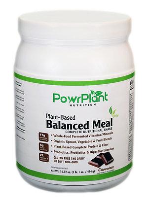 Balanced Meal Nutrition Shake