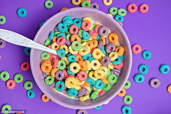 What's in your cereal?