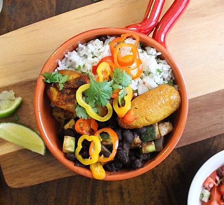 Fajita Bowl 2.0 - Cubano Style