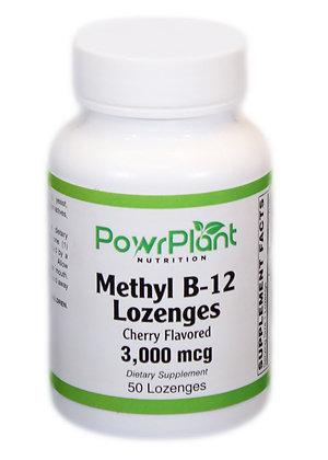 Methyl B-12 Lozenges