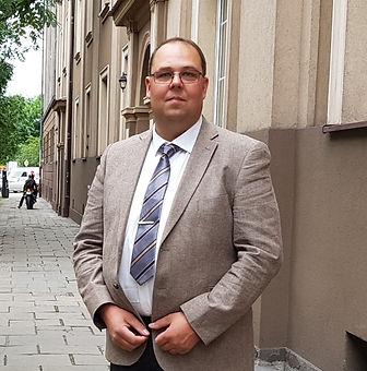 Fredrik Dahllöf VD