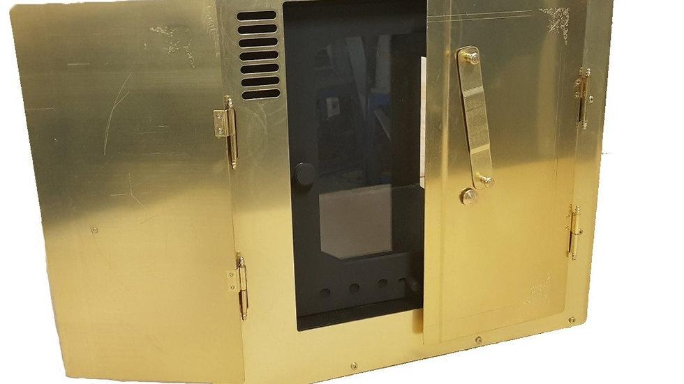 cronspisen kassett renoverad