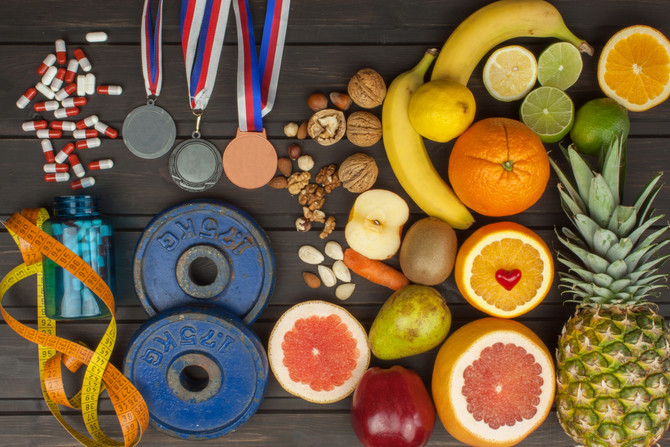 Iron requirements for vegan athletes