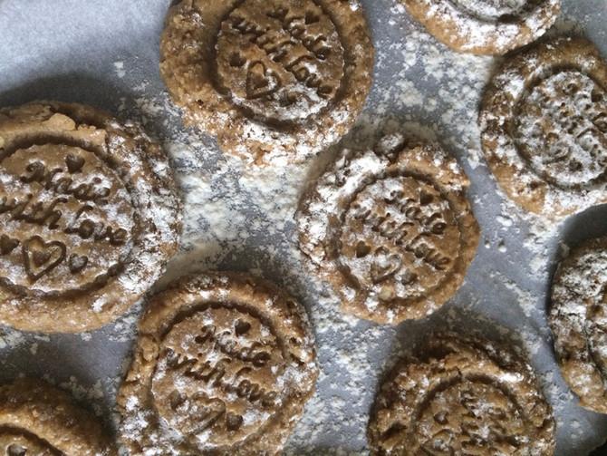 Breakfast biscuits (gluten-free)