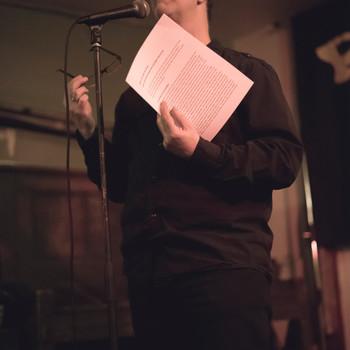 Open mic fright night 2019