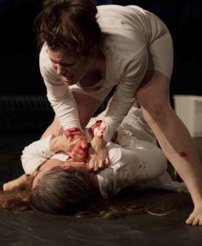 Marissa Blair presents:  15 DEATHS IN 15 MINUTES
