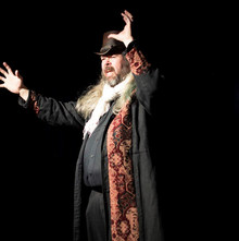 JD Hobbespresents:  Overture Storyteller