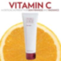 Nu Skin Face Wash vitamin C