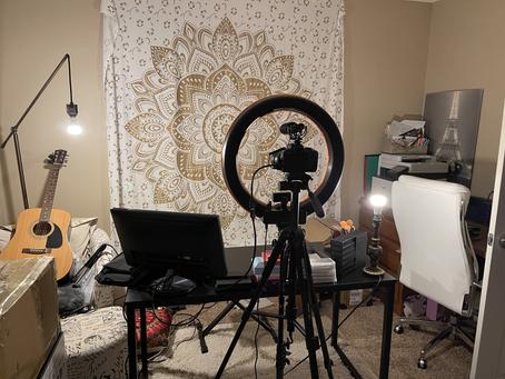 New Filming Setup??
