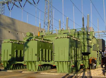 Eletrical Power Station