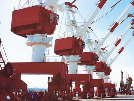 Handling Cranes