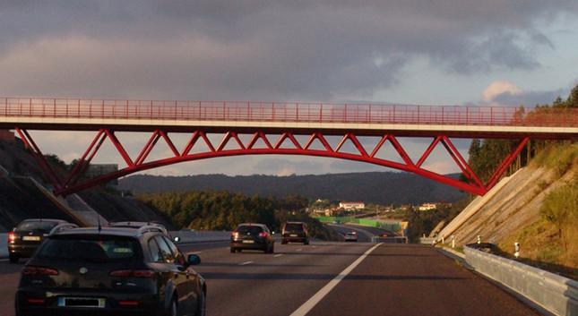 A3 Motorway Viaduct