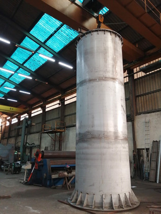 Stainless Steel Chimney 2
