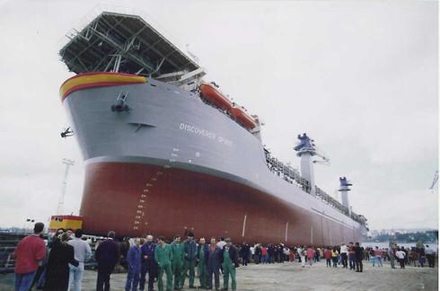 Ship Construction Platform