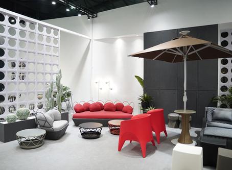 KIAN @ Furniture China 2020 in Shanghai, China