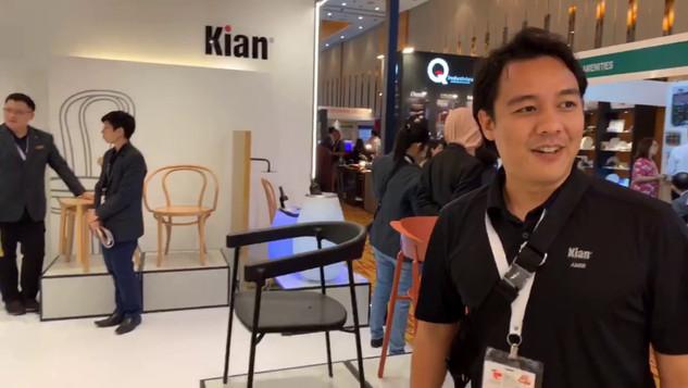 KIAN at Food & Hotel Malaysia 2019
