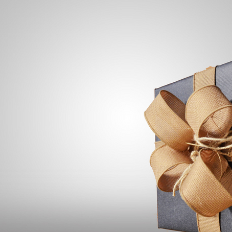 Sustainable Gifts & Wrapping