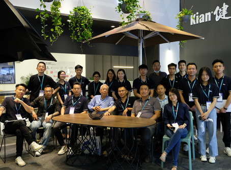 KIAN @ Hotel Plus 2020 in Shanghai, China