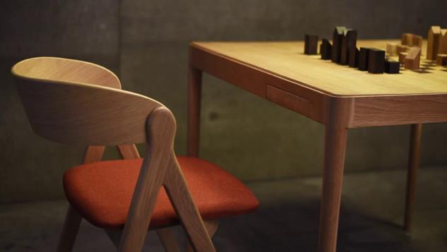 KIAN Timber Range - Birdy Chair