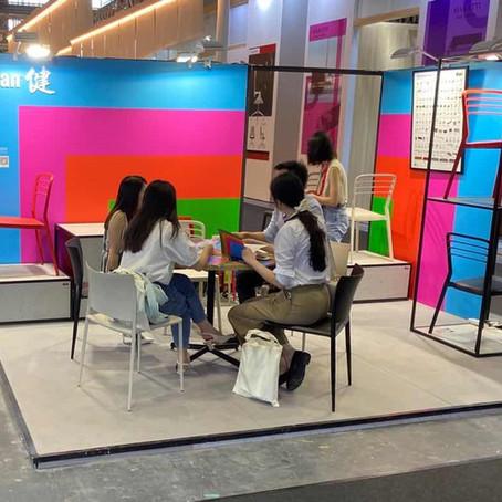 KIAN @ Workspace 2020 in Shanghai, China