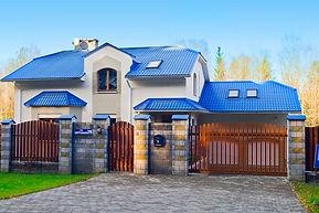 Откатные ворота в Астрахани