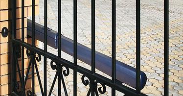 Распашные ворота в Невинномысске