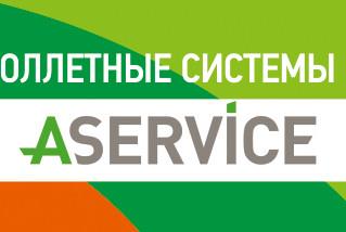 Роллетные системы в AService