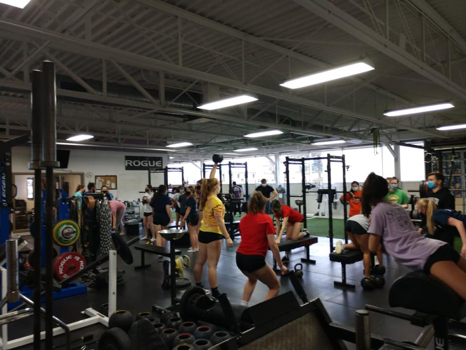 Strength Training at ASP