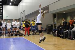14N McKeeman Jump Serving