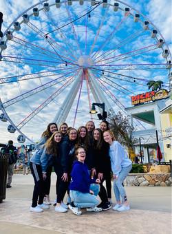 15N York having fun!
