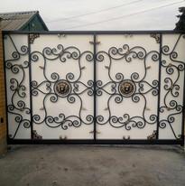 Откатные ворота Астрахань
