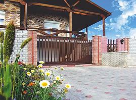 Откатные ворота в Невинномысске