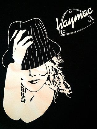 Vintage Hayley Mac Black T-Shirt