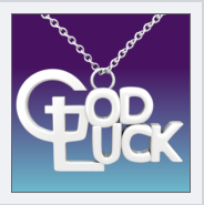 God Luck Necklace