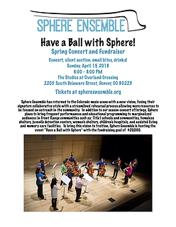 Have a Ball with Sphere email invitation