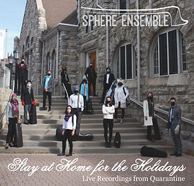 Stay at Home for the Holidays - front co