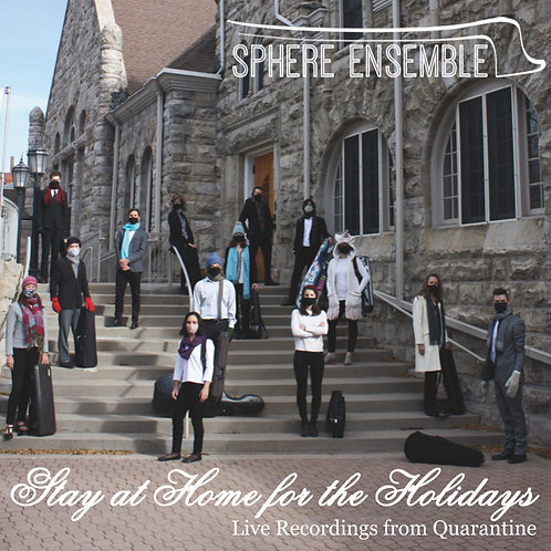 Stay at Home for the Holidays CD