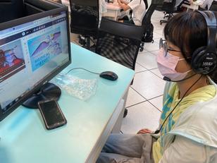 【特色辦學】虛擬教室  雲端英語學堂
